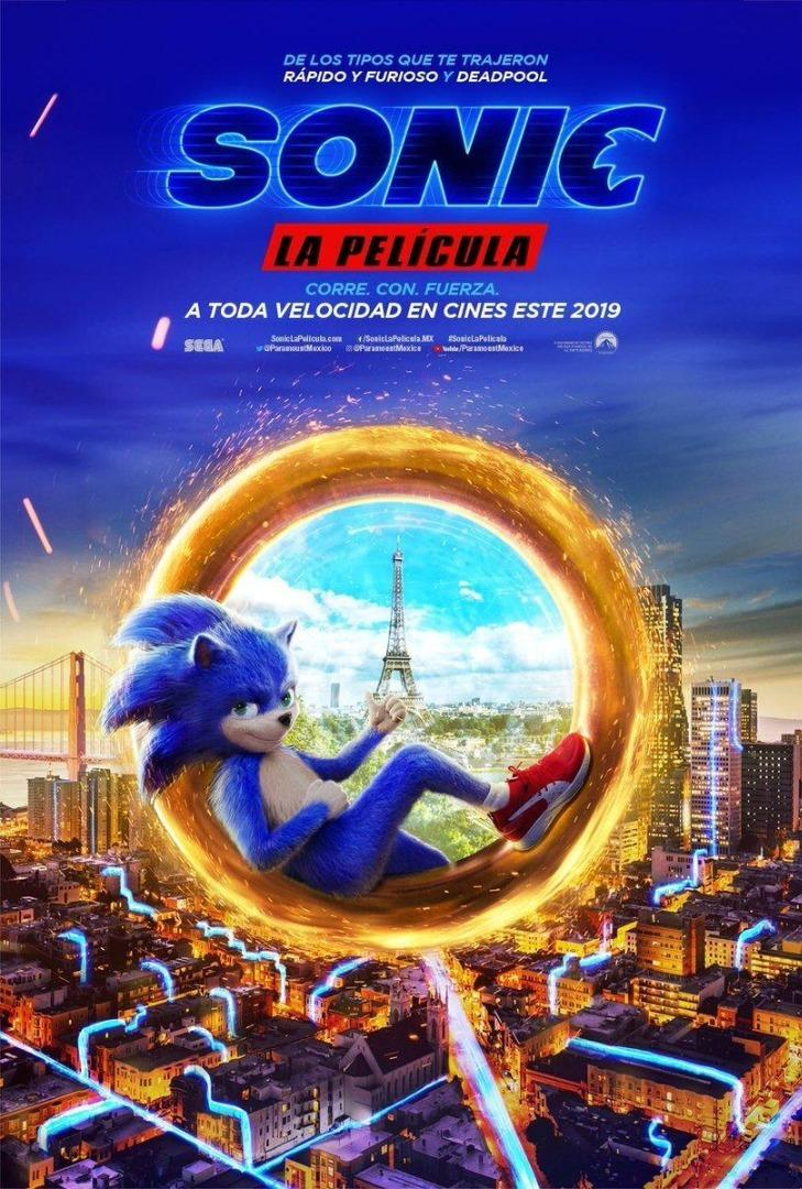 sonic the hedgehog online movie